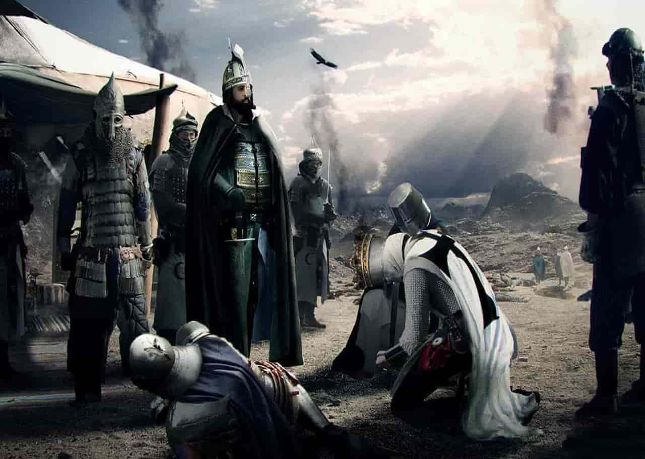 ประวัติของ Saladin ผู้เชี่ยวชาญในด้านการรบ