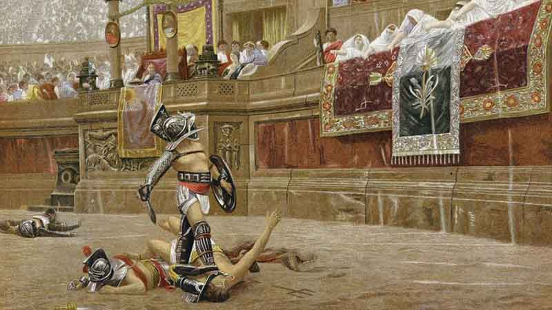 Arbelas Gladiator มีประวัติความเป็นมาอย่างไร