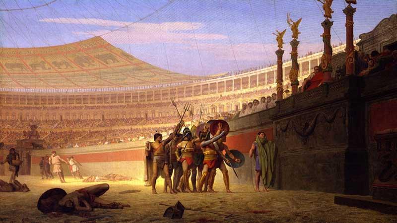 ประวัติของกรุงโรม กับ Gladiator มีความเกี่ยวข้องกันอย่างไร ?