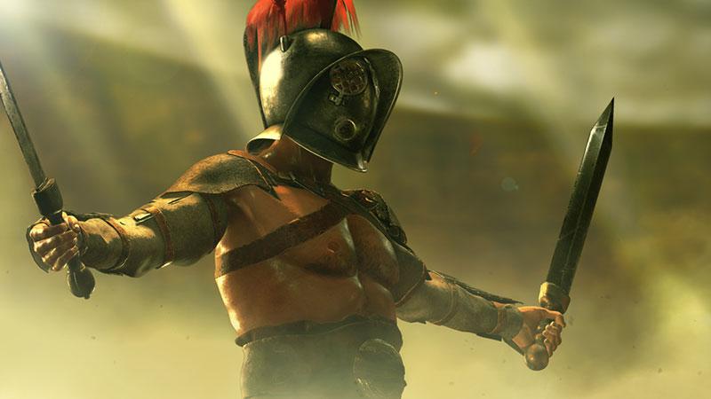 Gladiator นักรบผู้กล้าแห่งโคลอสเซียม